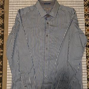 Ted Baker stripped dress shirt